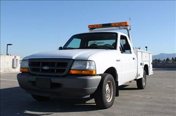 1999 Ford Ranger for sale at Car Time Inc in San Jose CA