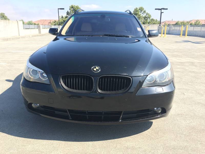 2006 BMW 5 Series for sale at Car Time Inc in San Jose CA
