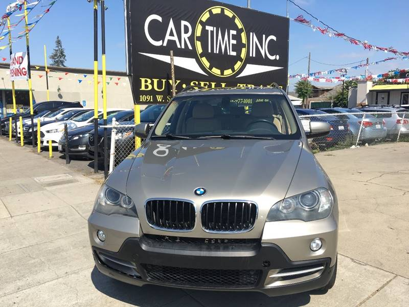 2008 BMW X5 for sale at Car Time Inc in San Jose CA