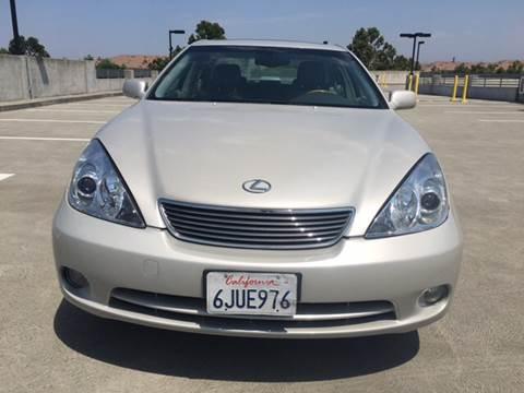 2005 Lexus ES 330 for sale at Car Time Inc in San Jose CA