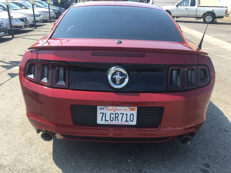 2014 Ford Mustang for sale at Car Time Inc in San Jose CA