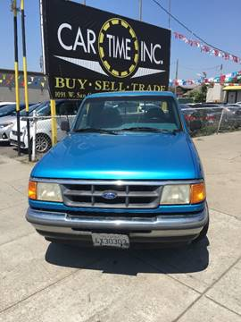 1993 Ford Ranger for sale at Car Time Inc in San Jose CA