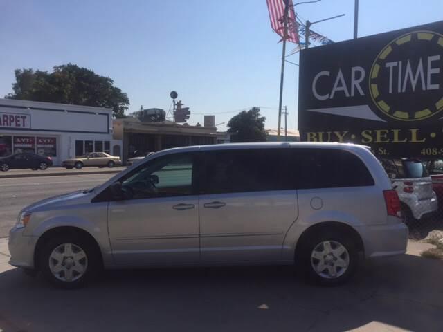 2012 Dodge Grand Caravan for sale at Car Time Inc in San Jose CA