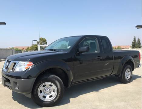 2016 Nissan Frontier for sale in San Jose, CA