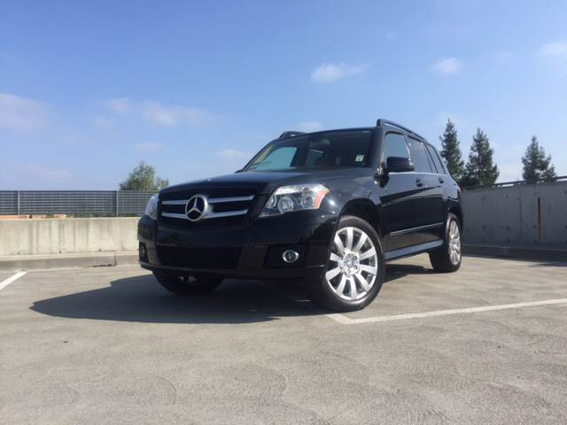 2010 MERCEDES-BENZ GLK GLK 350 4DR SUV black 2-stage unlocking doors abs - 4-wheel accessory ch