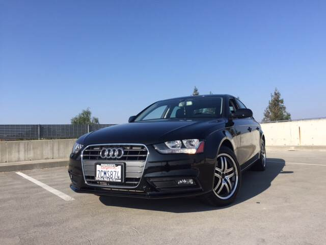 2014 AUDI A4 20T PREMIUM 4DR SEDAN black 2-stage unlocking doors abs - 4-wheel air filtration