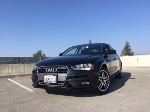 2014 Audi A4 for sale at Car Time Inc in San Jose CA