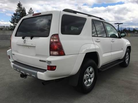 2003 TOYOTA 4RUNNER SR5 4DR SUV