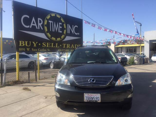 2005 LEXUS RX 330 BASE AWD 4DR SUV gray 18 inch wheels abs - 4-wheel amfm radio anti-theft sy