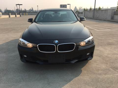 2014 BMW 3 Series for sale at Car Time Inc in San Jose CA