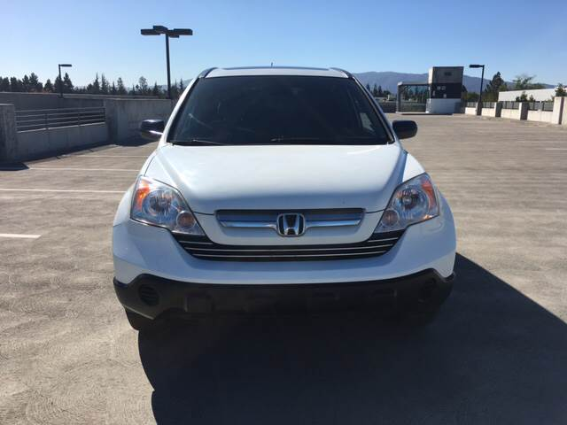 2008 HONDA CR-V EX 4DR SUV off white 2-stage unlocking doors abs - 4-wheel active head restrain