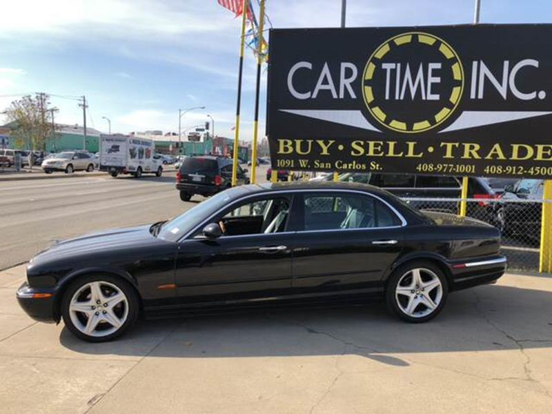2005 Jaguar XJ Series For Sale At Car Time Inc 1 In San Jose CA