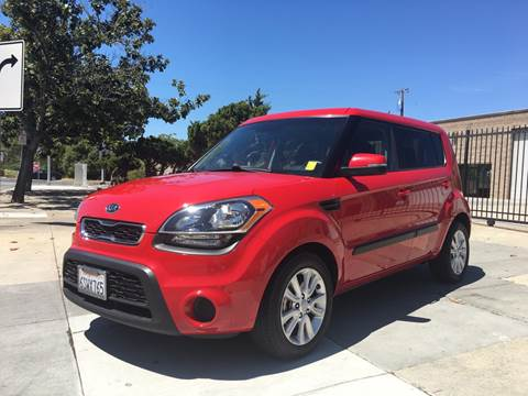 2012 Kia Soul For Sale At Car Time Inc In San Jose CA