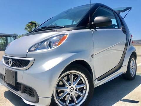 2016 Smart fortwo electric drive for sale in San Jose, CA