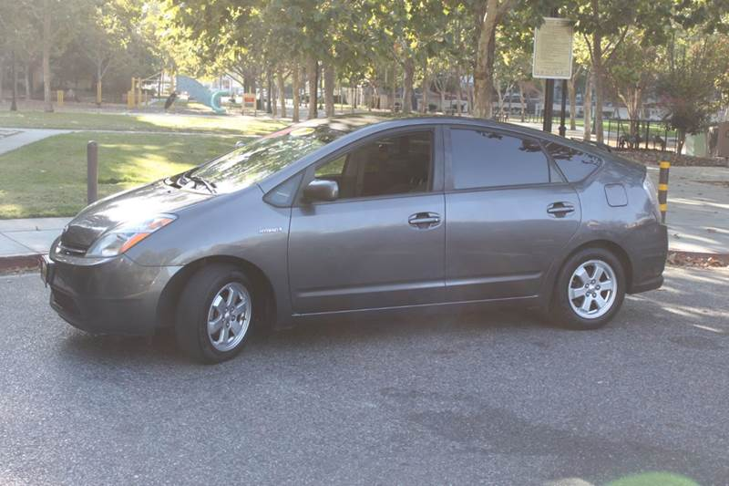2008 TOYOTA PRIUS BASE 4DR HATCHBACK grey 2-stage unlocking doors abs - 4-wheel air filtration