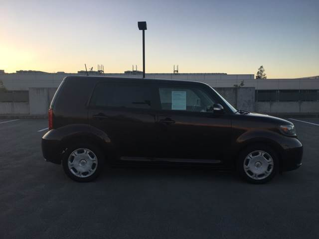 2008 SCION XB BASE 4DR WAGON 4A purple abs - 4-wheel airbag deactivation - occupant sensing pass