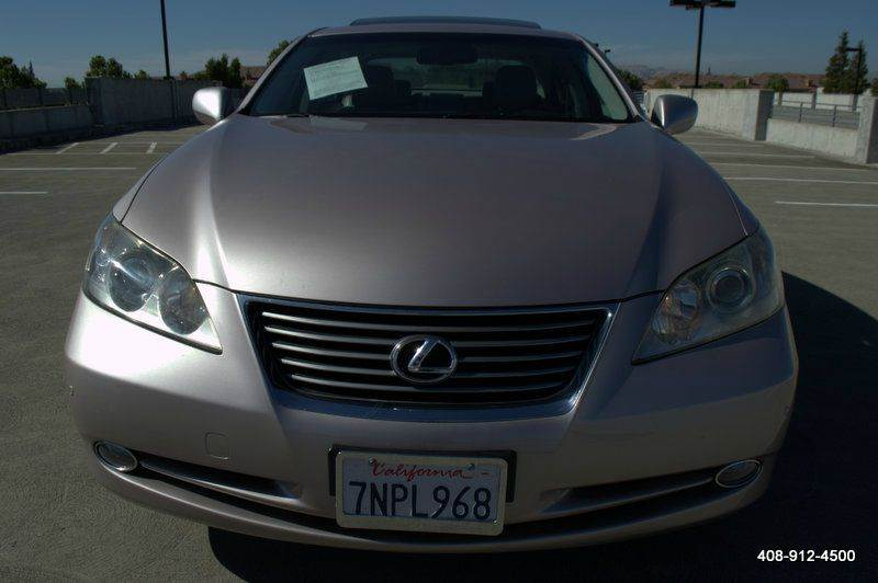 2007 LEXUS ES 350 4DR SEDAN champagne 21555r17 summer tires 2-stage unlocking doors abs - 4-wh
