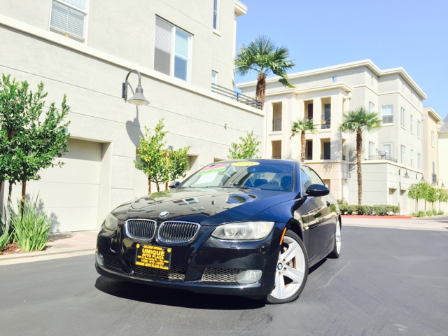 2008 BMW 3 SERIES 335I 2DR COUPE black 2-stage unlocking doors abs - 4-wheel active cruise cont