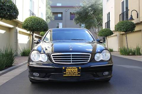 2006 Mercedes-Benz C-Class for sale at Car Time Inc in San Jose CA