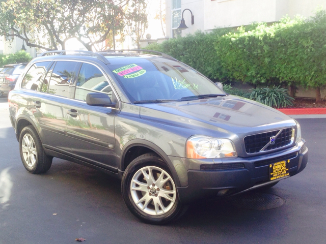 2005 VOLVO XC90 T6 AWD 4DR TURBO SUV dark gray abs - 4-wheel anti-theft system - alarm cd chang
