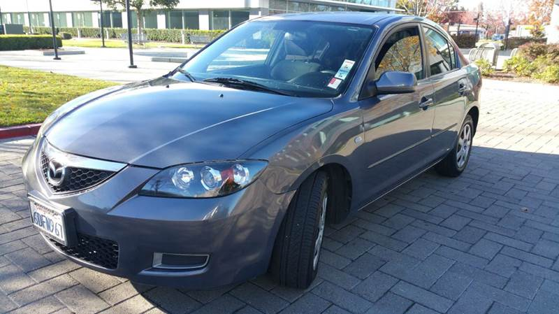 2008 MAZDA MAZDA3 I TOURING 4DR SEDAN 5M grey 2-stage unlocking doors abssabsac package activ