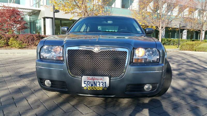 2006 CHRYSLER 300 TOURING 4DR SEDAN gray abs - 4-wheel airbag deactivation - occupant sensing pa