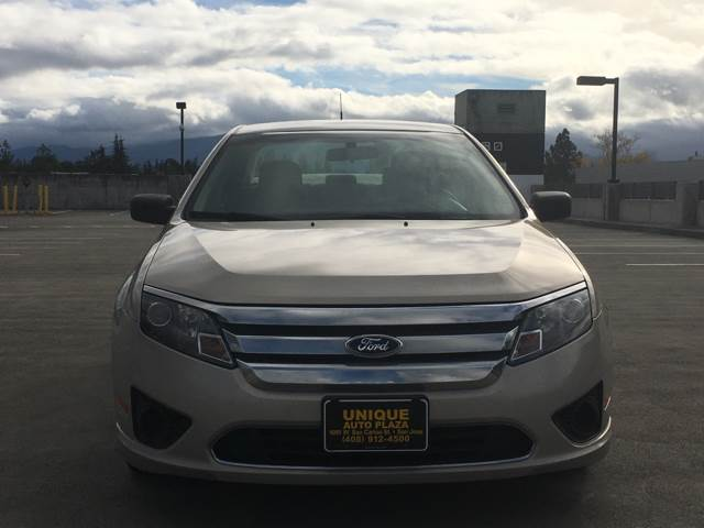 2010 FORD FUSION S 4DR SEDAN tan abs - 4-wheel air filtration airbag deactivation - occupant se