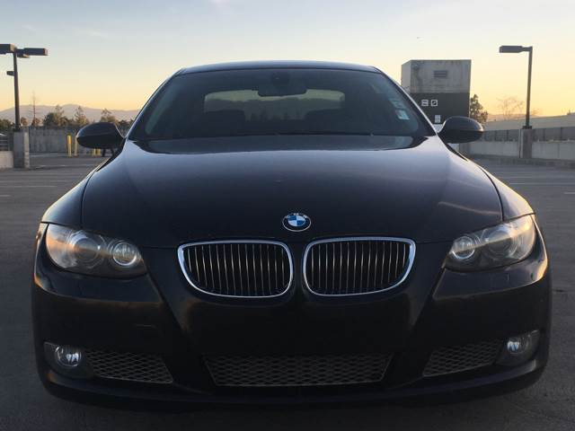 2007 BMW 3 SERIES 335I 2DR COUPE black cargo tie downs grille color - chrome air filtration - a