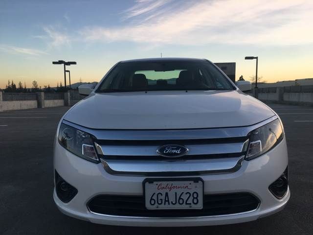 2010 FORD FUSION SE 4DR SEDAN white abs - 4-wheel air filtration airbag deactivation - occupant