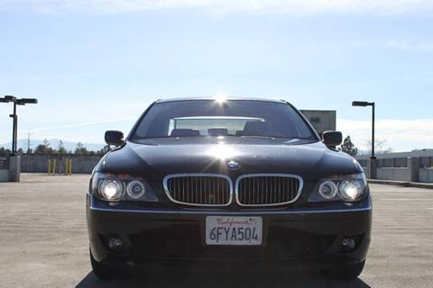 2008 BMW 7 Series for sale in San Jose, CA