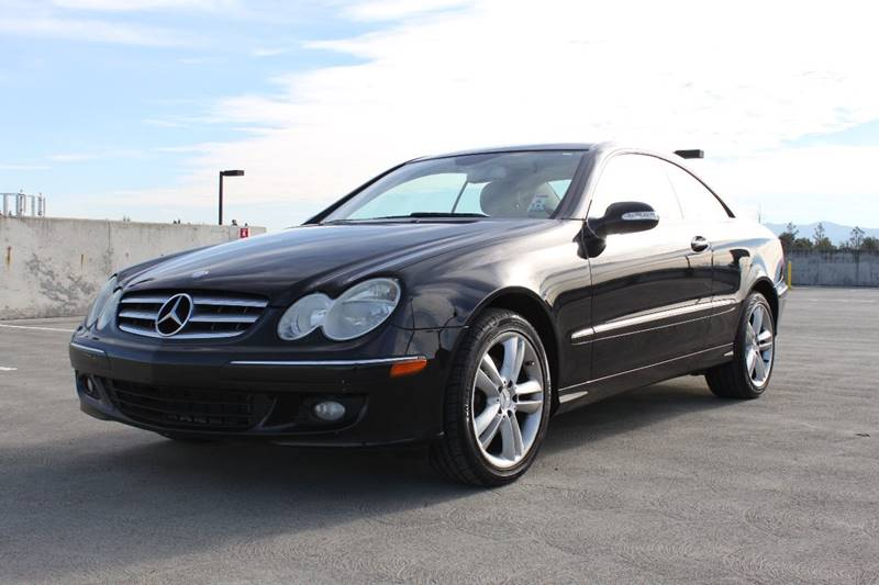 2007 MERCEDES-BENZ CLK CLK 350 2DR COUPE black 2-stage unlocking doors abs - 4-wheel active hea