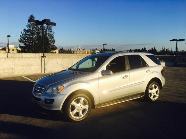 2006 MERCEDES-BENZ M-CLASS ML 500 AWD 4MATIC 4DR SUV silver abs - 4-wheel air filtration airbag