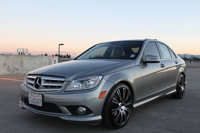 2010 MERCEDES-BENZ C-CLASS C 300 SPORT 4DR SEDAN gray exhaust - dual tip exhaust tip color - chr