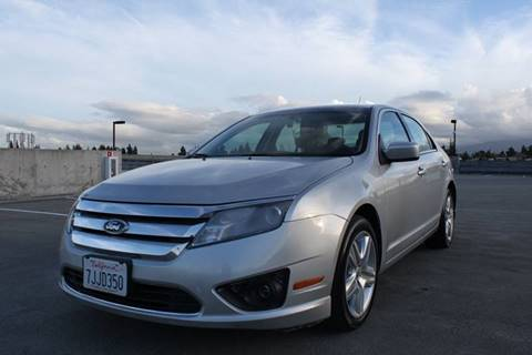 2010 Ford Fusion for sale at Car Time Inc in San Jose CA