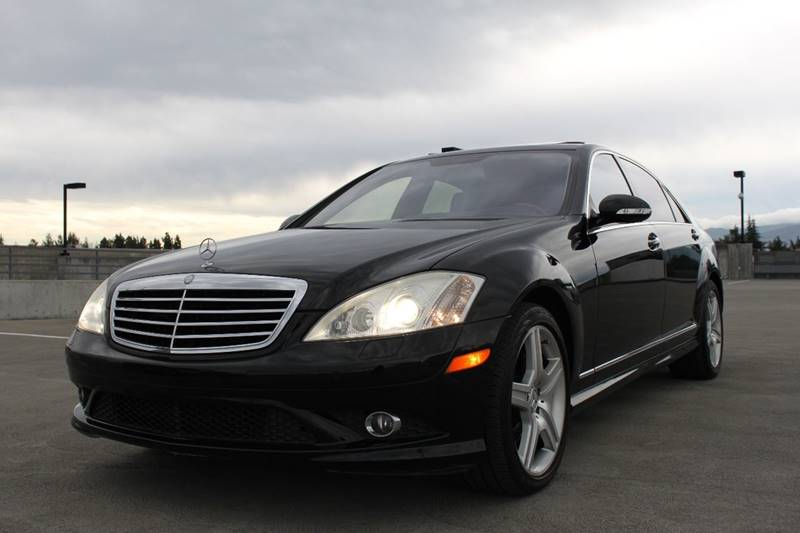 2008 MERCEDES-BENZ S-CLASS S 550 4DR SEDAN black 2-stage unlocking doors abs - 4-wheel active b