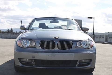 2009 BMW 1 Series for sale at Car Time Inc in San Jose CA