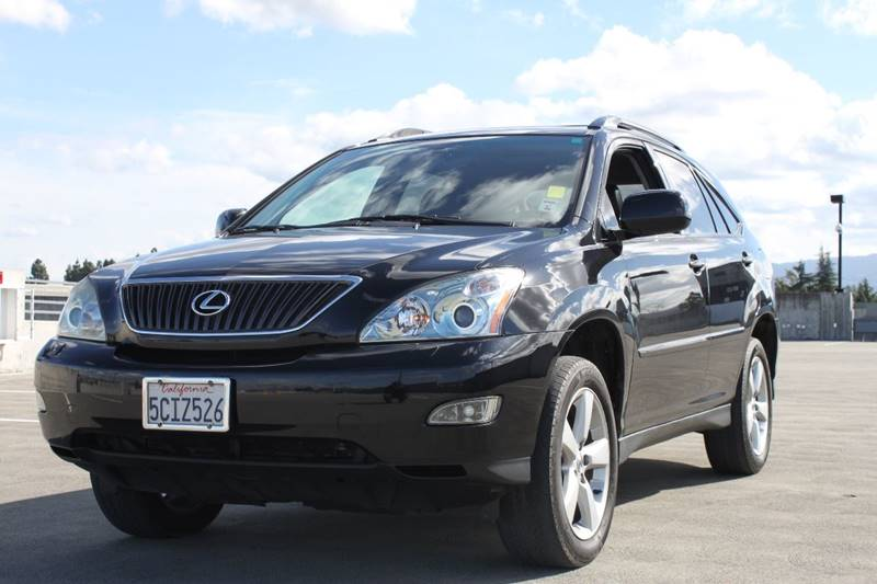 2004 LEXUS RX 330 BASE AWD 4DR SUV black abs - 4-wheel anti-theft system - alarm cd changer ce