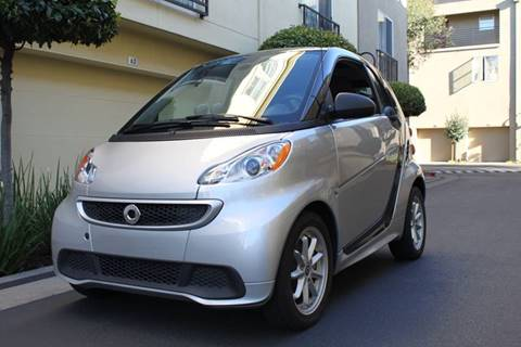 2015 Smart fortwo for sale at Car Time Inc in San Jose CA
