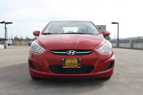 2017 Hyundai Accent for sale at Car Time Inc in San Jose CA