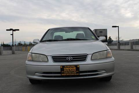 2000 Toyota Camry for sale at Car Time Inc in San Jose CA