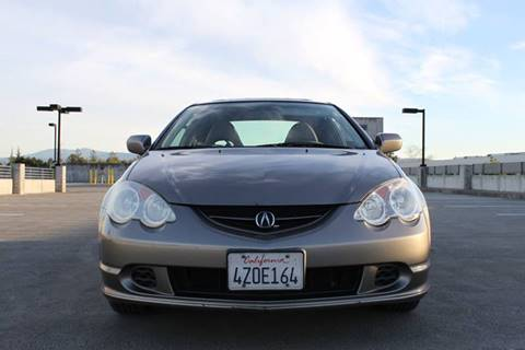 2002 Acura RSX for sale at Car Time Inc in San Jose CA