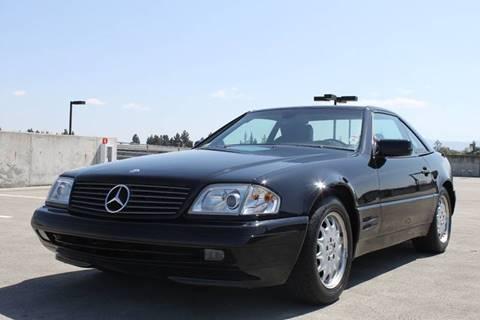1997 Mercedes-Benz SL-Class for sale in San Jose, CA