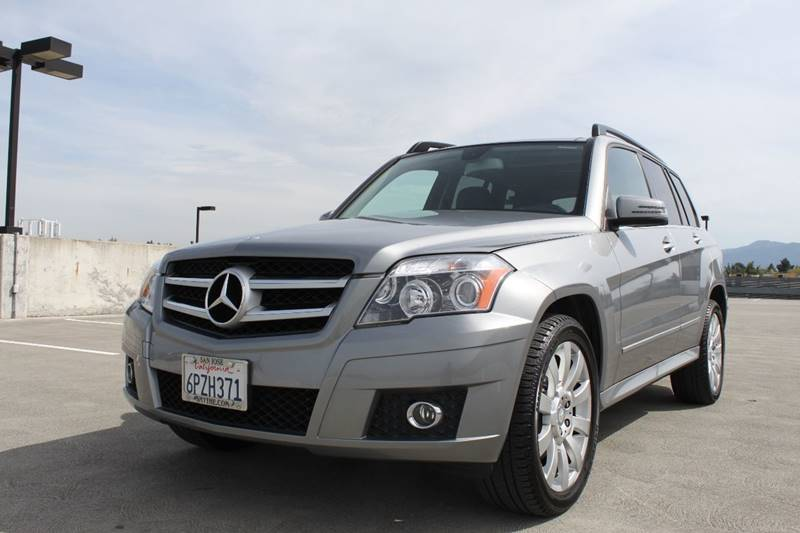 2011 MERCEDES-BENZ GLK GLK 350 4MATIC AWD 4DR SUV gray 2-stage unlocking doors 4wd type - full t