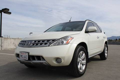 2006 Nissan Murano for sale at Car Time Inc in San Jose CA