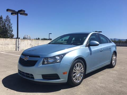 2012 Chevrolet Cruze for sale in San Jose, CA