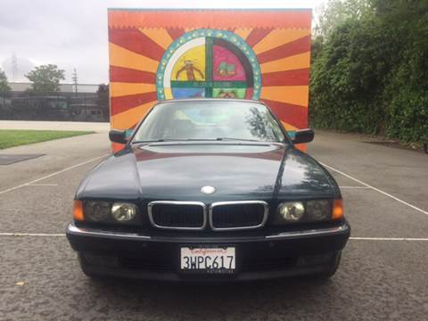 1998 BMW 7 Series for sale in San Jose, CA