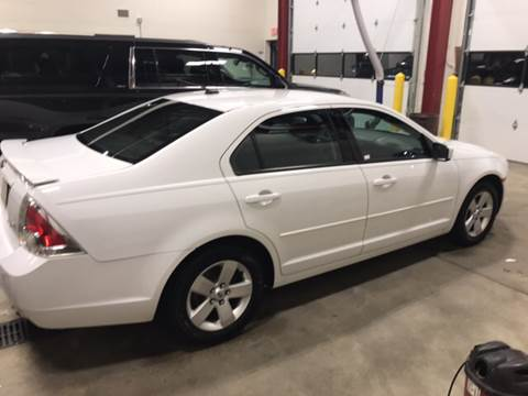 2007 Ford Fusion for sale in Hammond, IN