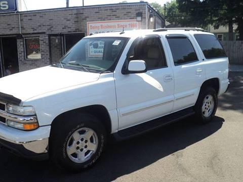 2004 Chevrolet Tahoe for sale in Hammond, IN