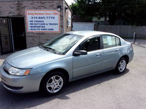2003 Saturn Ion for sale in Hammond, IN