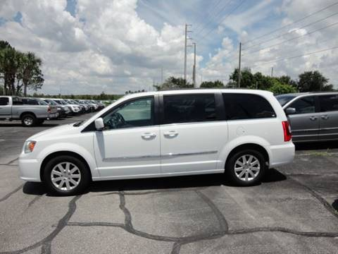 2016 Chrysler Town and Country for sale at Metro Auto of Orlando in Ocoee FL
